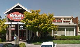 McGrath's Fish House Vancouver